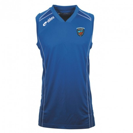 Maillot Homme BASKET CUP Royal + Logo club