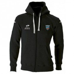 Veste BATLEBOA Noir avec cordon Royal + Logo club